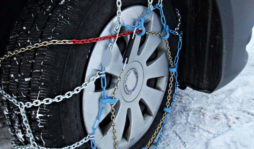 Snow Chain Fitting Guide