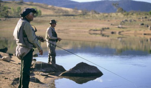 Jindabyne Fishing